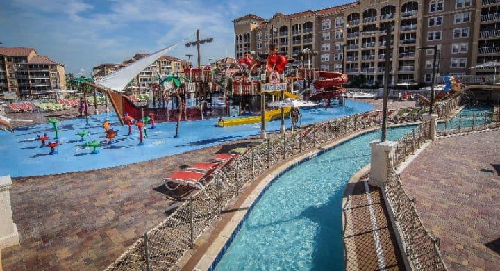 Gorgeous resort next to Disney