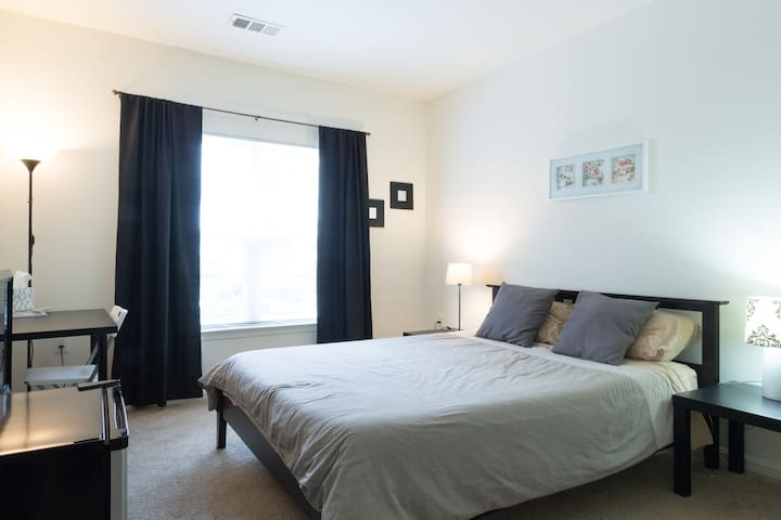 Private & Clean Room/br VA, DC area - Springfield - Appartement