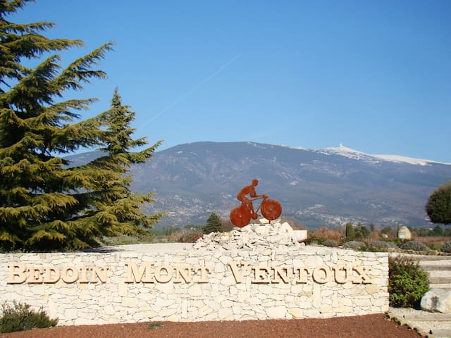 Bed & Breakfast - Mont Ventoux