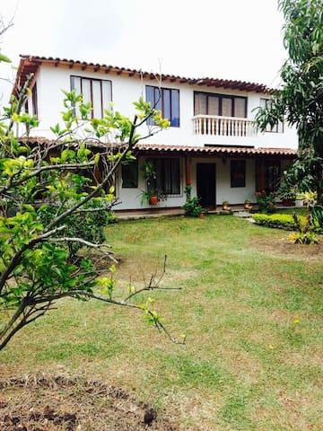 finca located 1 hour from cali - Valle del Cauca - 別墅