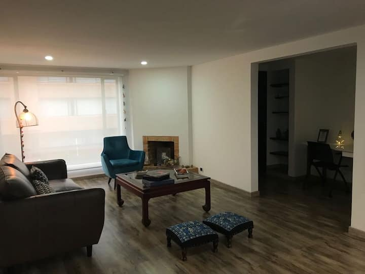 Modern Flat 2BR Exclusive zone St. Barbara
