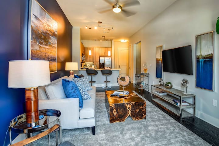 Apartment living at its finest | 3BR in Charlotte