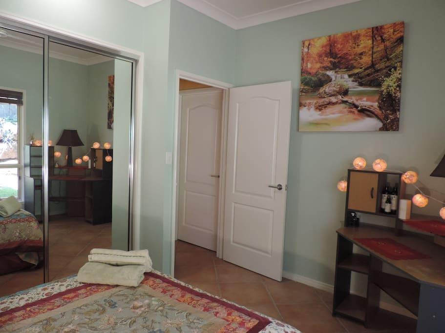 Green /garden room