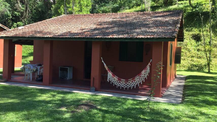 Casa na roca 8 pessoas São Luiz do Paraitinga