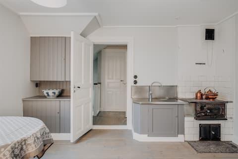 Tiny apartment full of charme