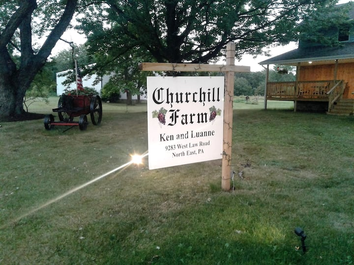 Churchill Farm 1