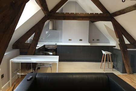 High quality newly renovated city centre apartment - Worcester
