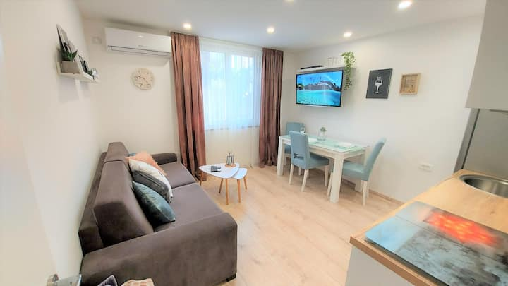 Charming and  new apartment close to the centre