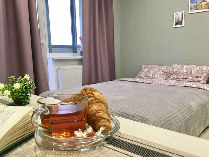 Квартира-студия на Петровском бульваре