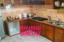 Mahabbah Homestay, Raikan Cintamu di sini.
