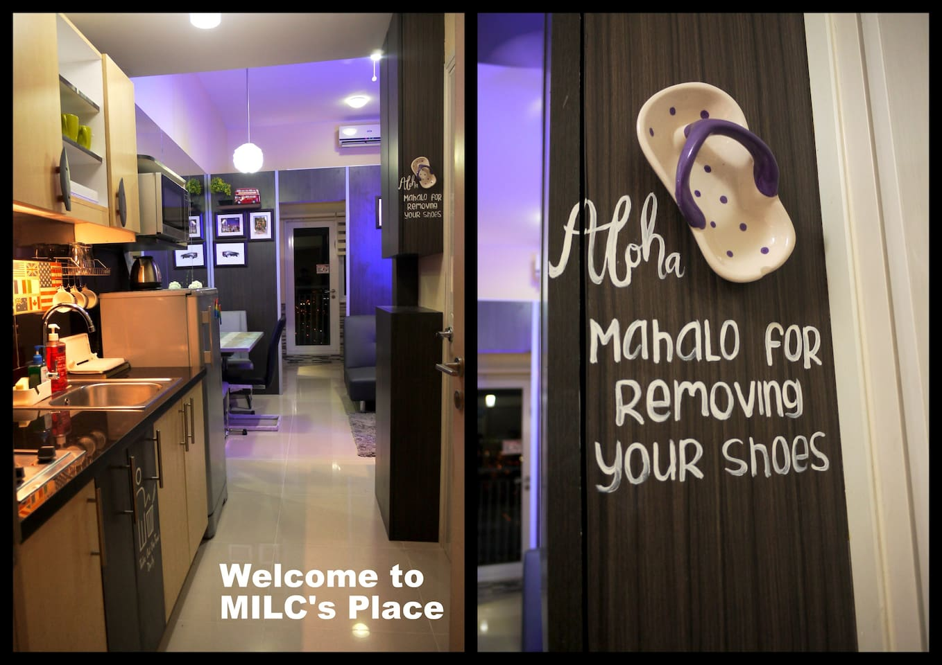 Welcome to the newly refurbished MILC's Place