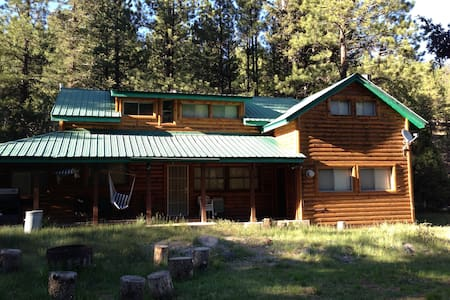 The Mammoth Creek Cabin: By Tranquility Vacations - Brian Head