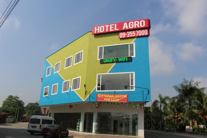 AGRO BOUTIQUE HOTEL