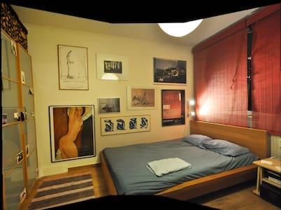 Private room in downtown apartment! - Berlin - Wohnung