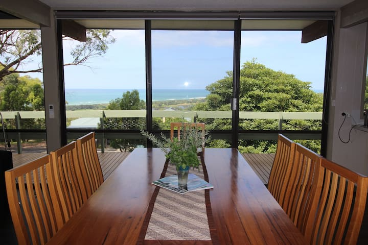 Sea-Esta house, 3 bed, Ocean Views - Lakes Entrance - Hus