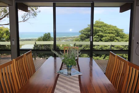 Sea-Esta house, 3 bed, Ocean Views - Lakes Entrance - Talo