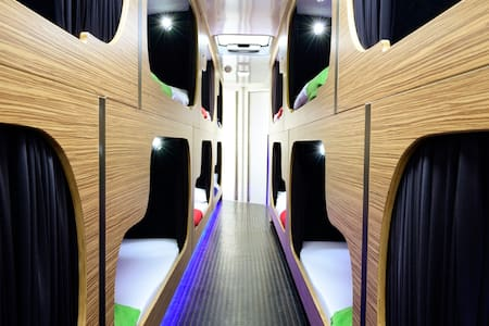 Luxury Mobile Group Accomodation - Melbourne