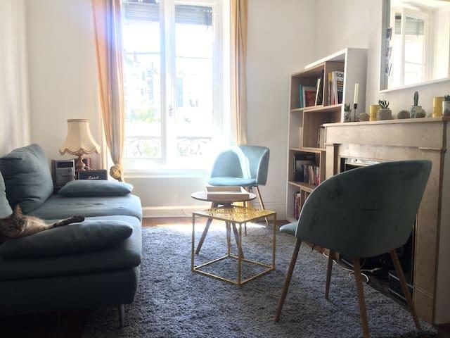 Charmant appartement - Proche CENTRE VILLE