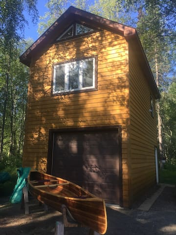 Modern Loft near Christiansen Lake - Talkeetna - Rumah