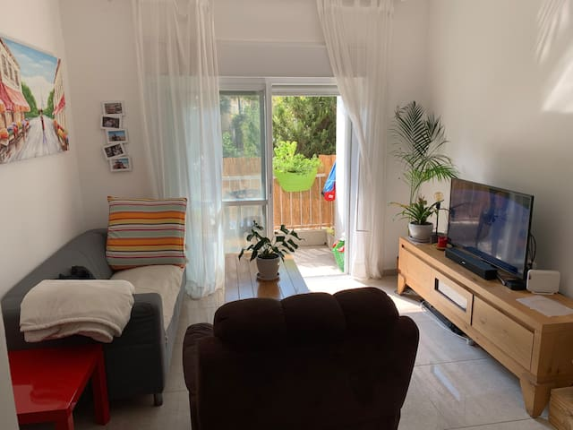 Beautiful and cozy, fully reinvaded, in Katamon