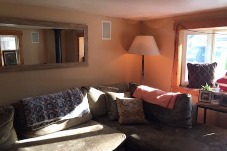 Entire house- downtown Steamboat! - Steamboat Springs
