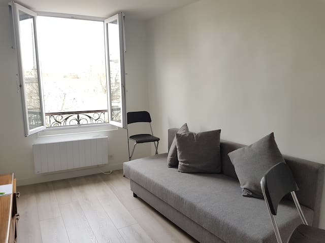 Cosy Appartment - Authentic Paris