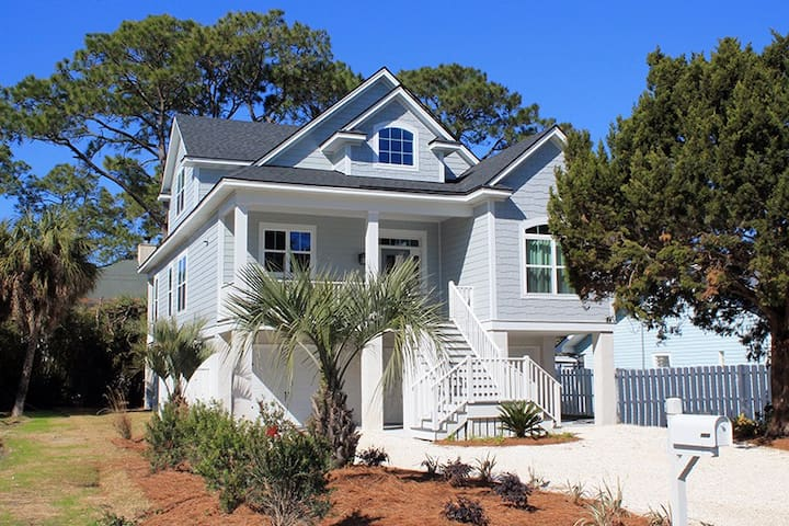 1513_Miller_Avenue - Tybee Island - Apartment