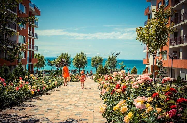 Visit Sunny Beach Marina 2 Bedroom Apartments - Elenite - Apartamento