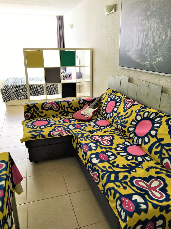 Studio Martha in Corralejo Center