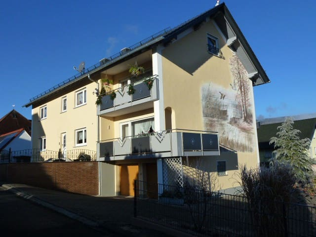 Privatpension Familie Schultheis - Steinau an der Straße - Bed & Breakfast