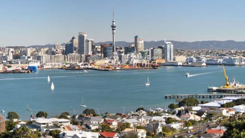 Guidebook for our local area and wider Auckland