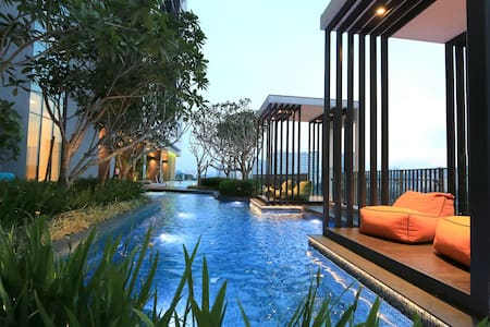 Cosy brand new 1BR Suites, 5mins to Mid Valley #3 - Kuala Lumpur