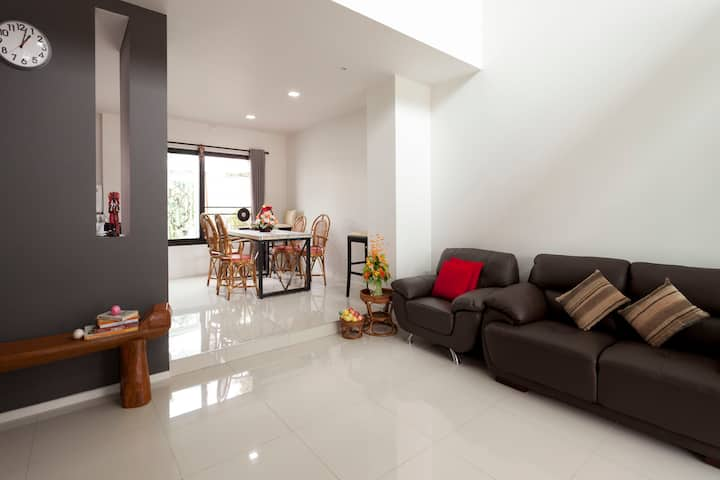 New Loft Modern Home