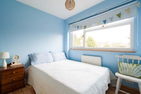 British blue bedroom - Great Yeldham - Ház
