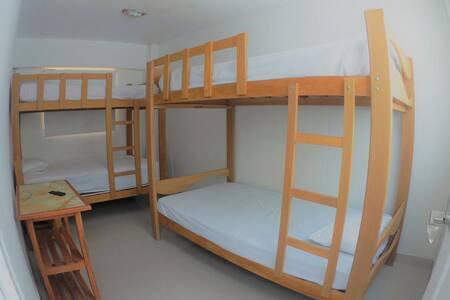Paraaco - Habitación para viajeros