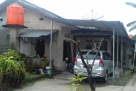 Almira Homestay is Belitung Homestay for Bacpacker - Tanjung Pandan - Haus