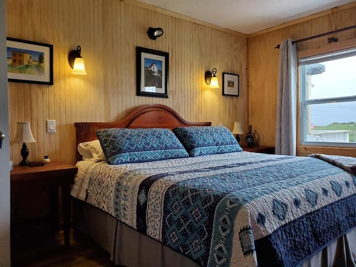 English Harbour Queen Guest Room
