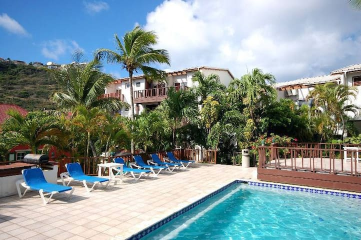 Apartment 3 minutes from downtown Philipsburg