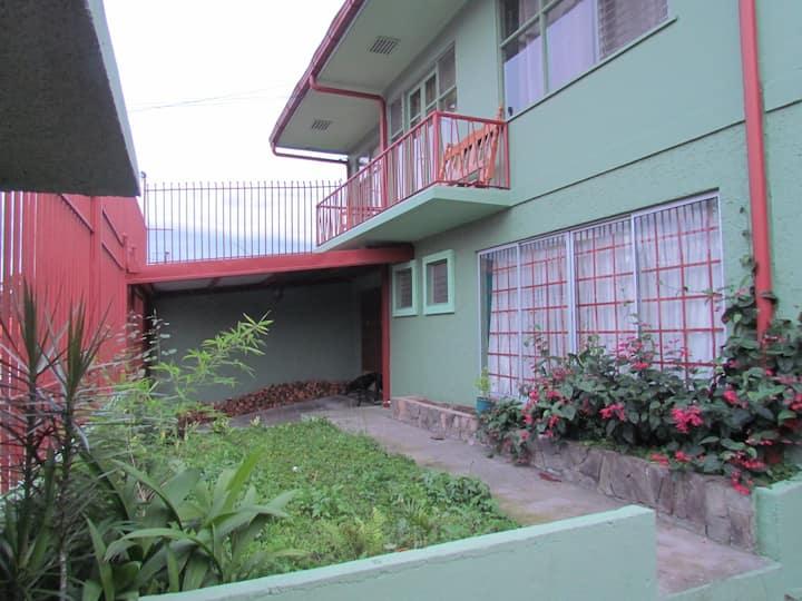 Alojamiento en Casa del Gato Verde