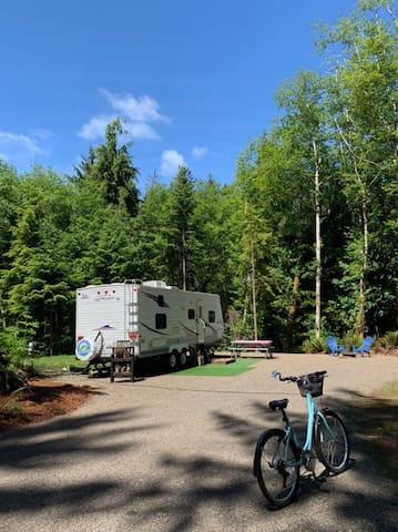Little Fern- Camping Trailer