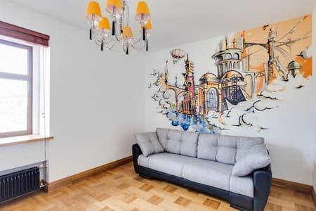 Просторная и светлая студия - Andreevka - Lägenhet