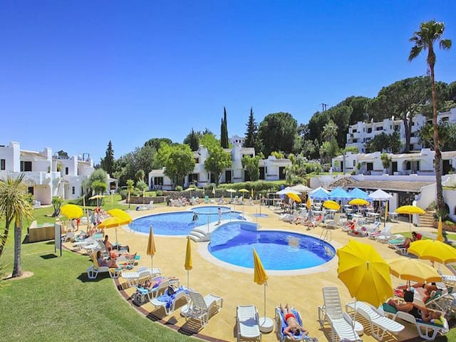 Clube Albufeira Apartment - Pool & Sun Terrace