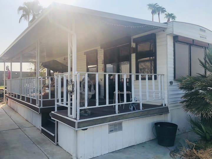 Well-Kept Mobile Home in 55+ gated comm (30+ Days)