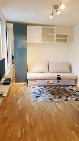 Magnifique studio au coeur de Maisons-Laffitte