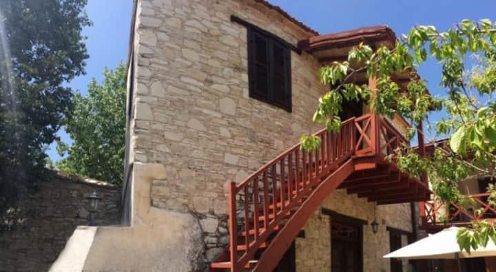 4 Units in Historic Villa