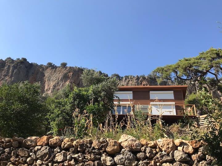 Geyikbayiri, Warm House In Sector Mevlana