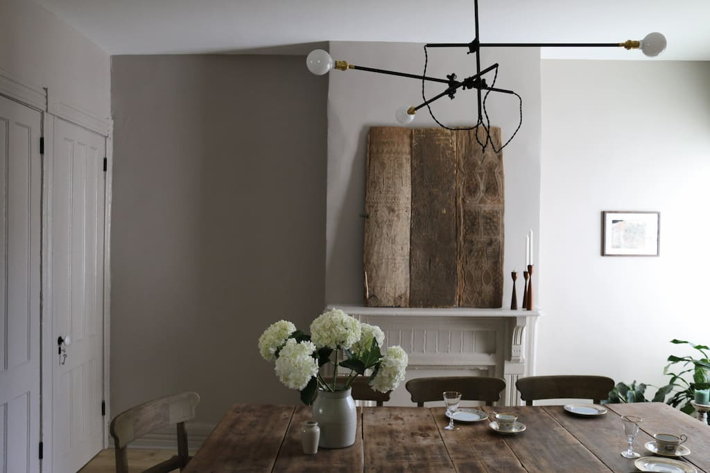 2015 Remodelista Design Award winning Dining Room