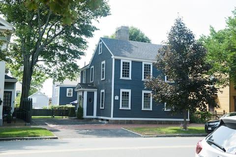 Thomas Brown House