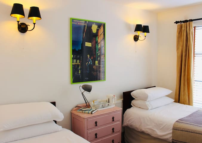 Twin room in the Northern Quarter