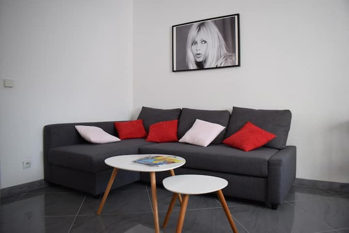 Bel appartement Crolles centre